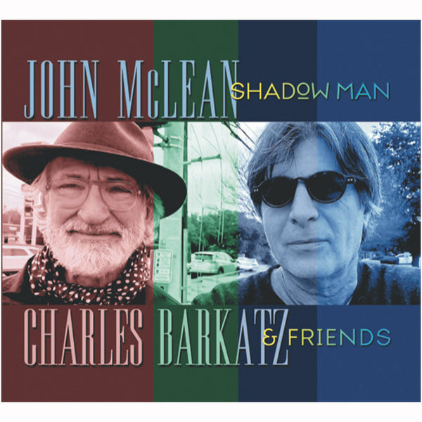 John Mclean - Shadow Man Digital Download