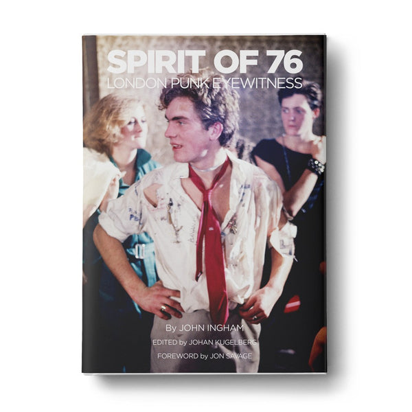 John Ingham - Spirit of 76 Standard Edition