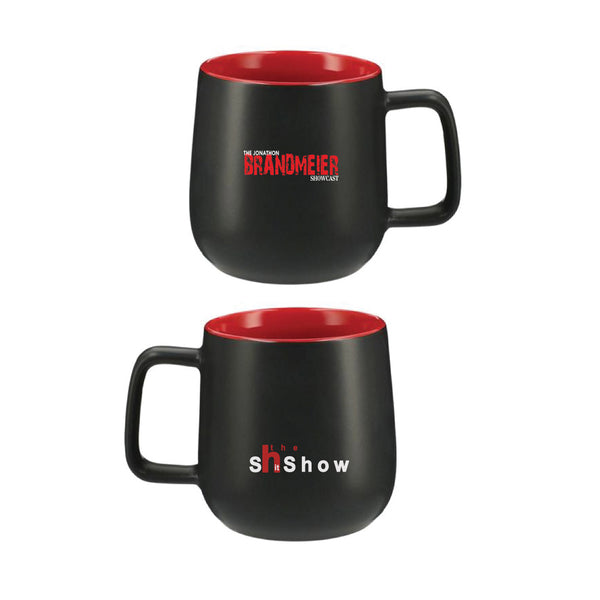The Jonathon Brandmeier Show- Shit Show Mug