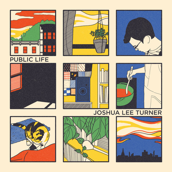 Joshua Lee Turner - Public Life Hi-Res Download
