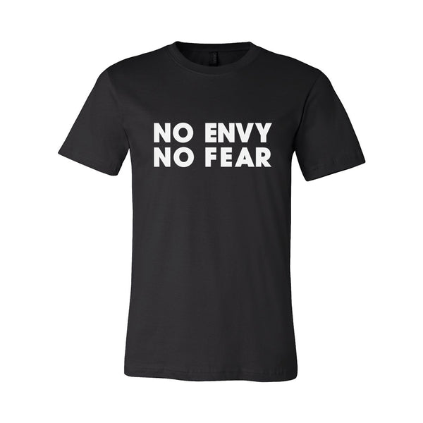 Joshua Radin - No Envy No Fear Tee (Black)
