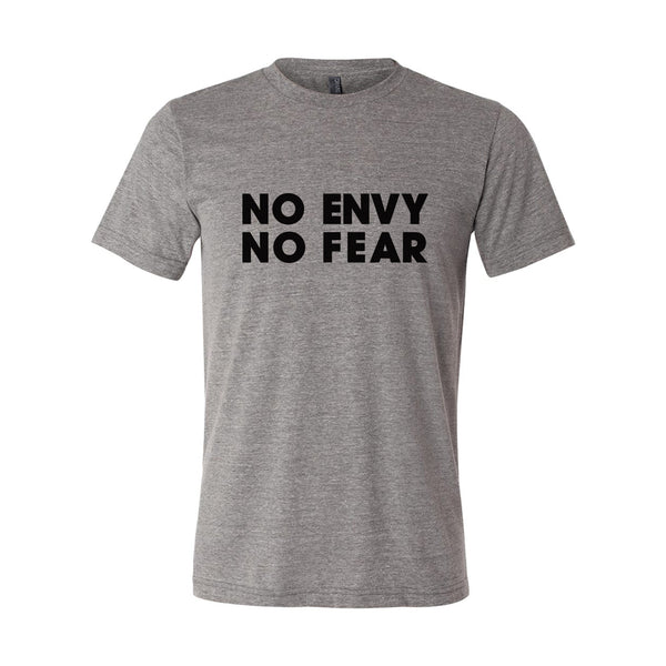 Joshua Radin - No Envy No Fear Tee (Grey)
