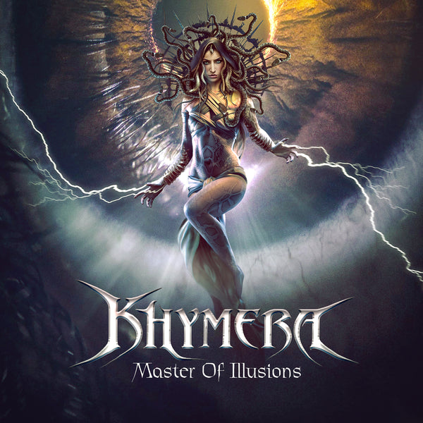 Khymera - Master Of Illusions CD