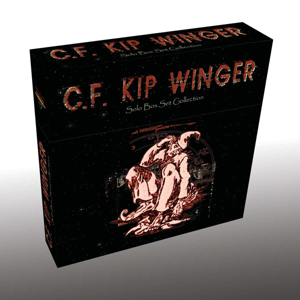 Kip Winger - Solo Box Set Collection