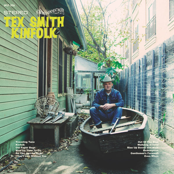 Tex Smith - Kinfolk CD