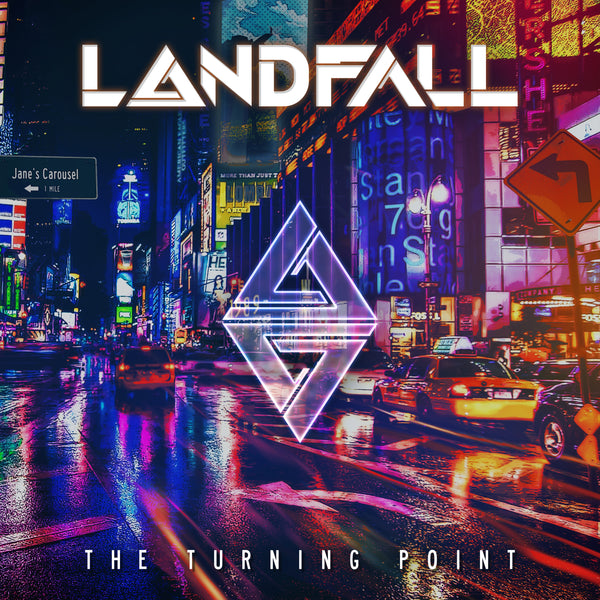 Landfall - The Turning Point CD (PRESALE 09/04/20)