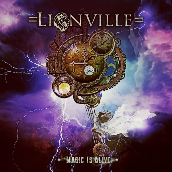Lionville - Magic Is Alive CD