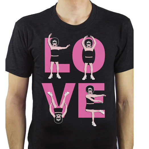 Miss Richfield 1981 - L-O-V-E Shirt