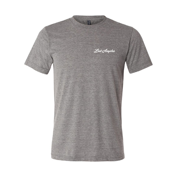 Lily Kershaw - Lost Angeles Tee (Heather Grey)