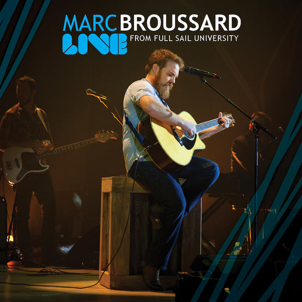 Marc Broussard - Live From Full Sail University CD