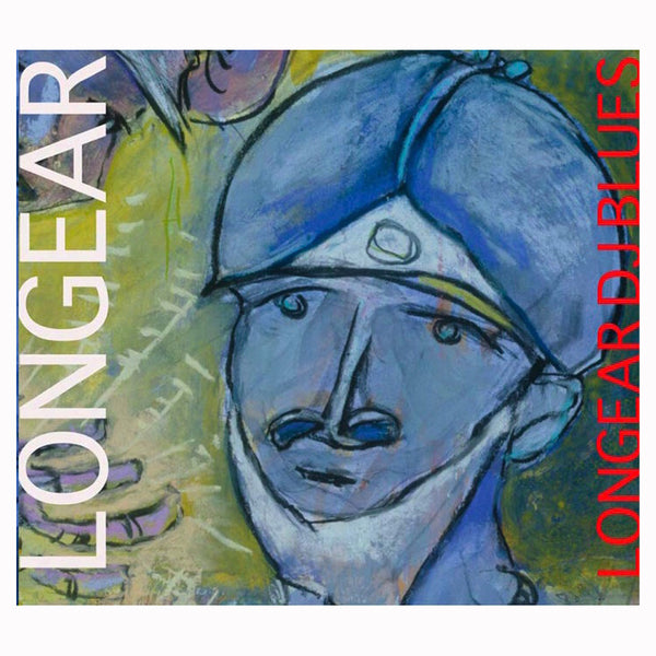 Longear - Longear DJ Blues CD
