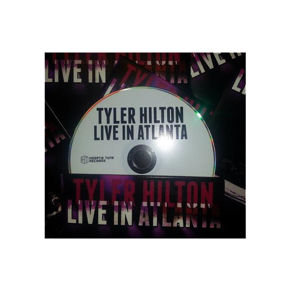 Tyler Hilton - Live in Atlanta CD