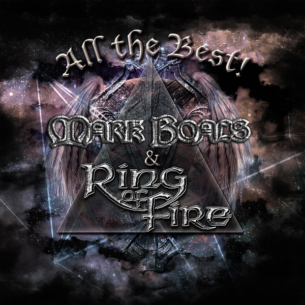 Mark Boals & Ring Of Fire - All The Best! 2CD (PRESALE 10/09/20)