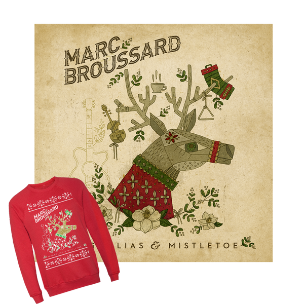 Marc Broussard - Xmas Bundle