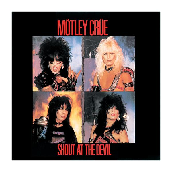 Motley Crue - Shout at the Devil CD
