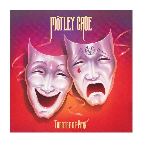 Motley Crue - Theatre of Pain CD