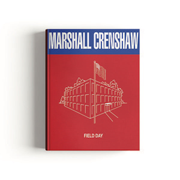 Marshall Crenshaw - Pocket Lyric Book