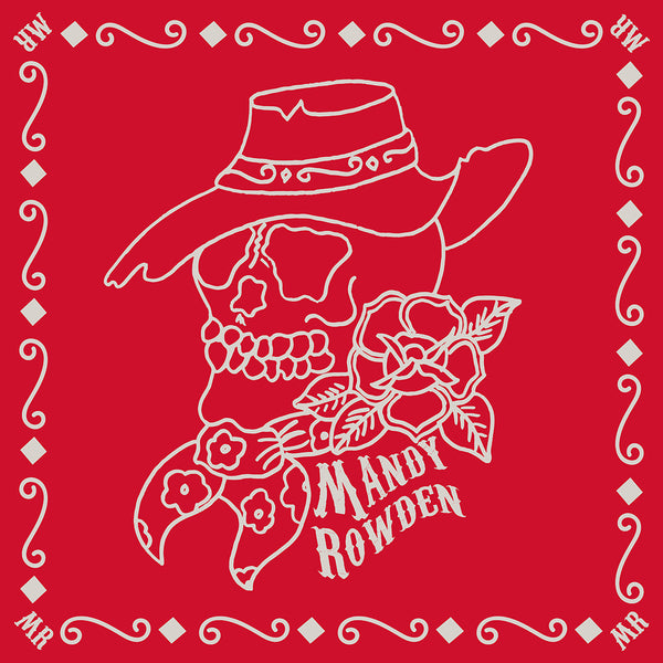 Mandy Rowden - Red Bandana