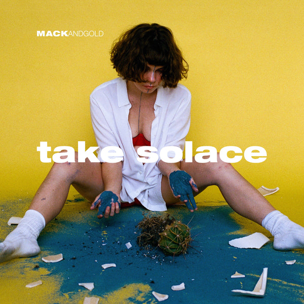 MACKandgold - Take Solace EP Limited Edition Vinyl