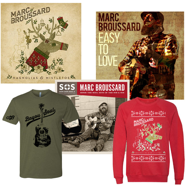 Marc Broussard - Mega Bundle