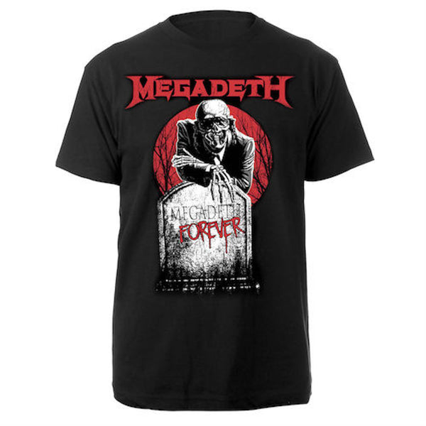 Megadeth - Megadeth Forever 35 Years Design T-shirt