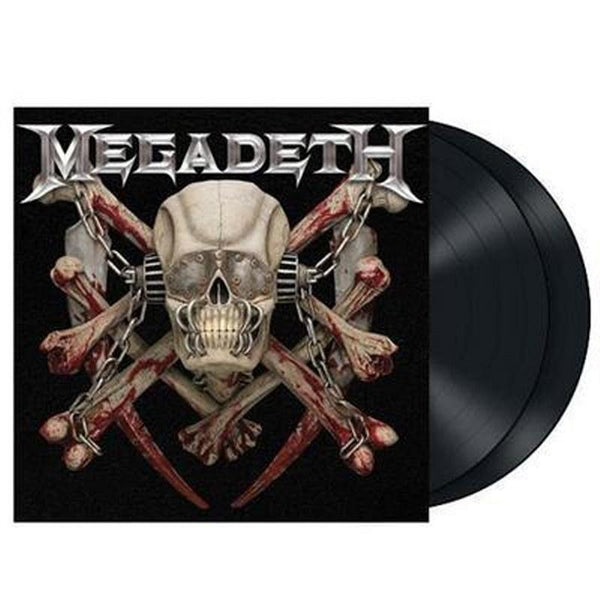 Megadeth - Killing is My Business Signed Vinyl