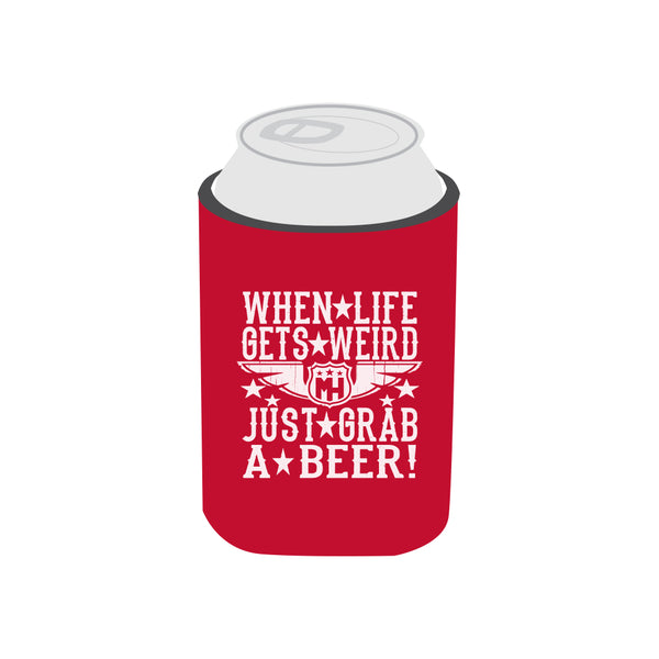 Mendon Hale - Just Grab A Beer Koozie
