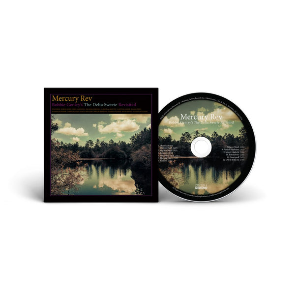 Mercury Rev - CD