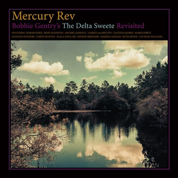 Mercury Rev - Test Pressing
