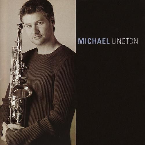 Michael Lington - Self Titled CD (Autographed)
