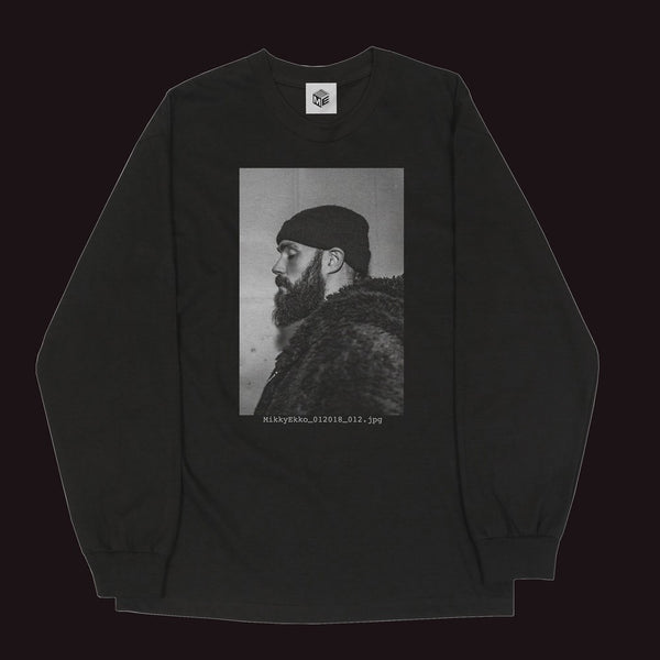 Mikky Ekko - Fame Face Long Sleeved Tee
