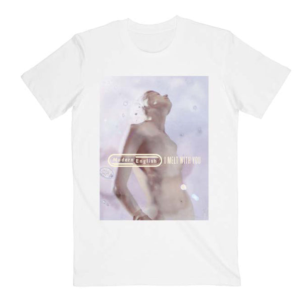 Modern English - Vaughan Oliver I Melt With You Tee (XL Only)