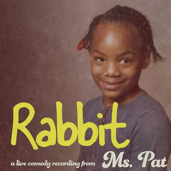 Ms. Pat - Rabbit CD