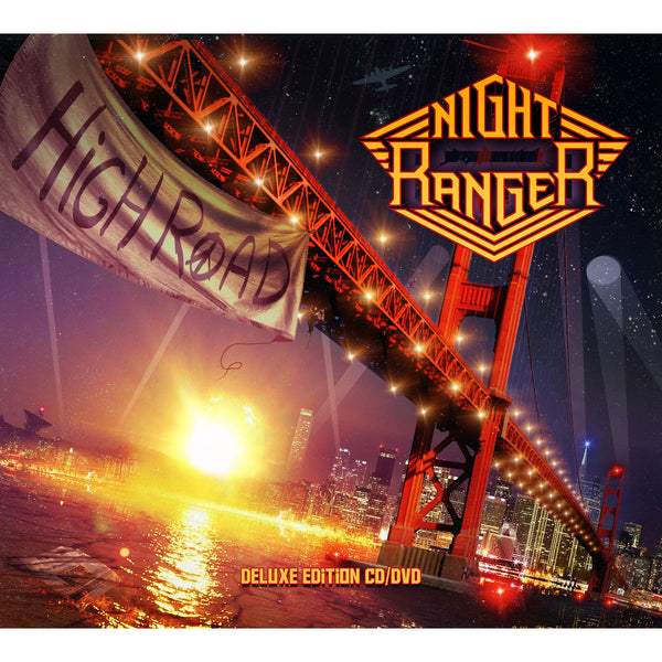 Night Ranger - High Road CD/DVD