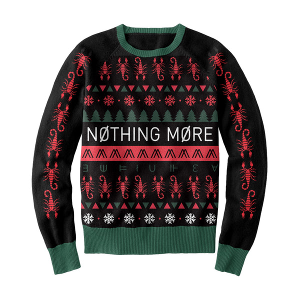 Nothing More - Holiday Sweater (PRESALE 12/15/19)