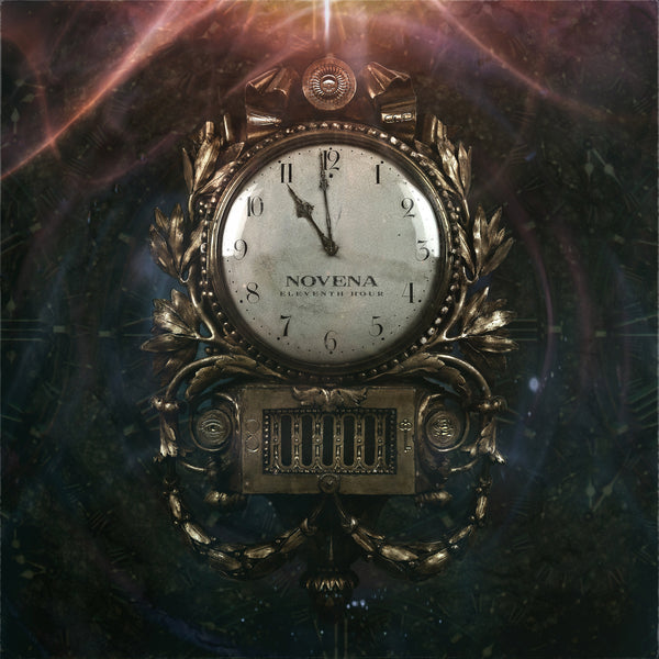 Novena - Eleventh Hour CD (PRESALE 03/06/20)