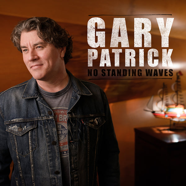 Gary Patrick - No Standing Waves CD