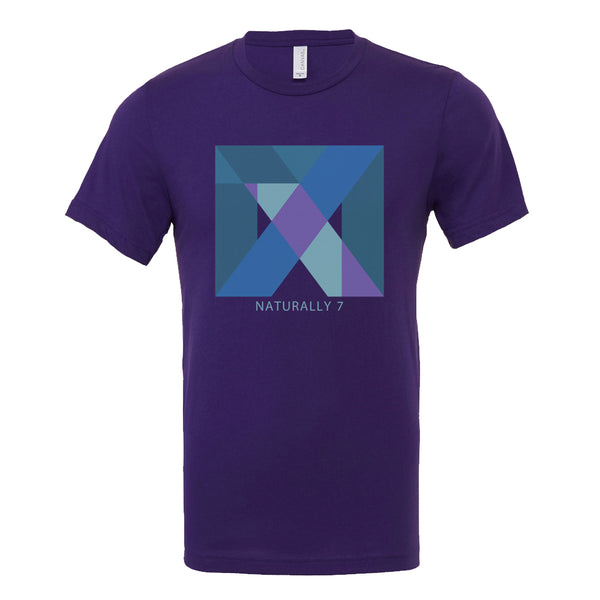 Naturally 7 - X-Logo Tee (PRESALE)