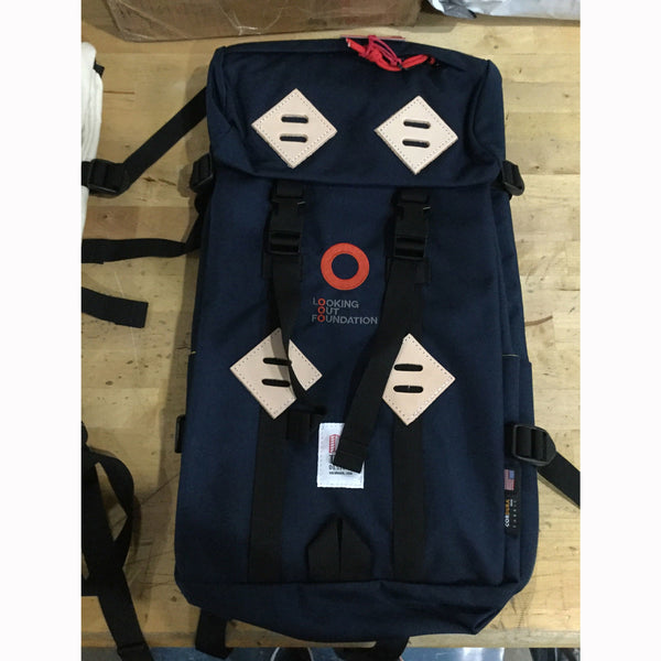 Looking Out Foundation - LOF Branded Klettersack from Topo Designs