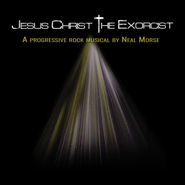 Neal Morse - Jesus Christ The Exorcist Limited Edition White Vinyl