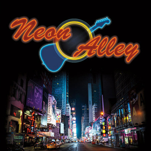 DMV Music - Neon Alley - Self Titled CD