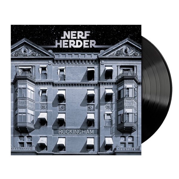 Nerf Herder - Rockingham LP + Digital Download