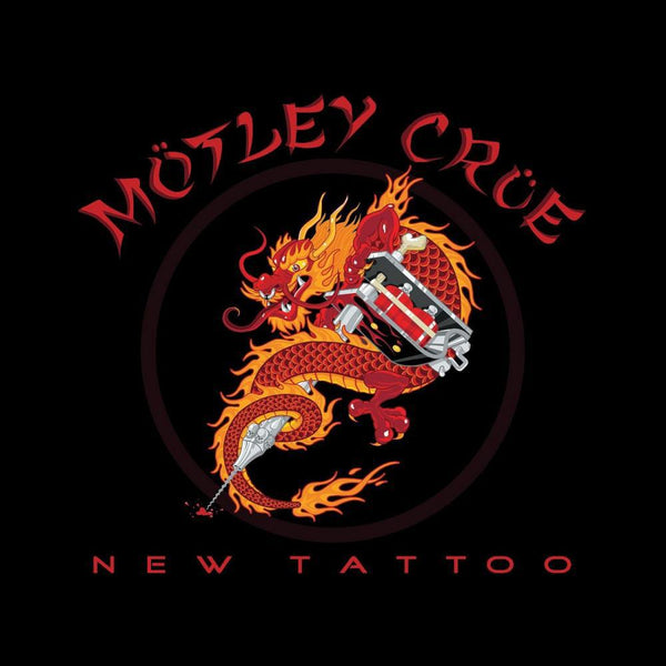 Motley Crue - New Tattoo CD