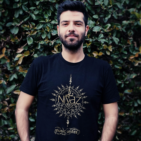 Niyaz - Men's Music Unites T-shirt