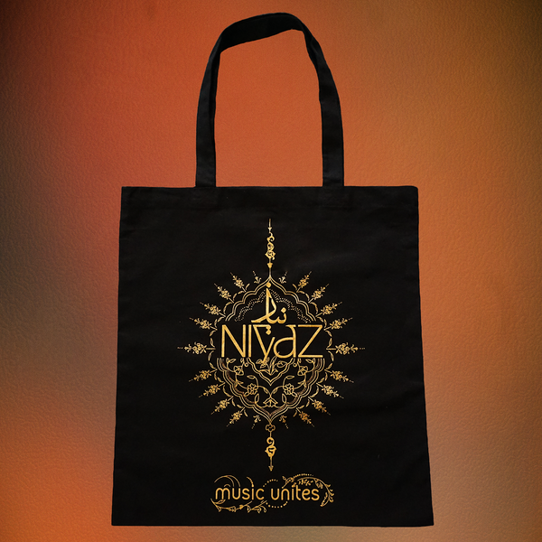 Niyaz - Music Unites Tote Bag