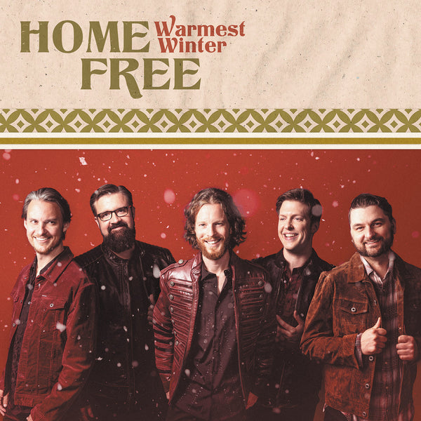 Home Free - Warmest Winter CD (PRESALE 11/06/20)