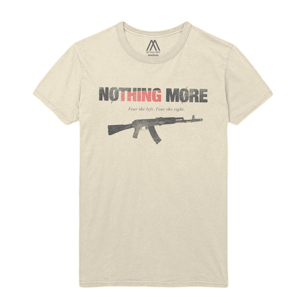 Nothing More - T-Shirt - Fear Both Sides