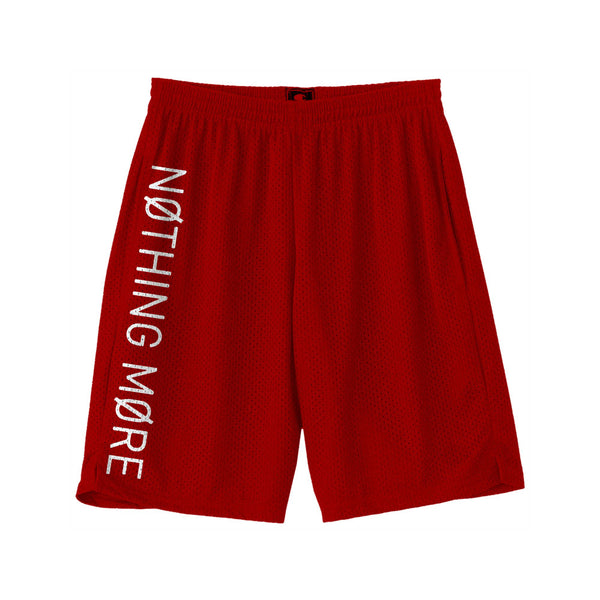 Nothing More - Logo Shorts