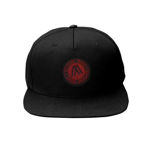 Nothing More - Disk Logo Snapback Hat