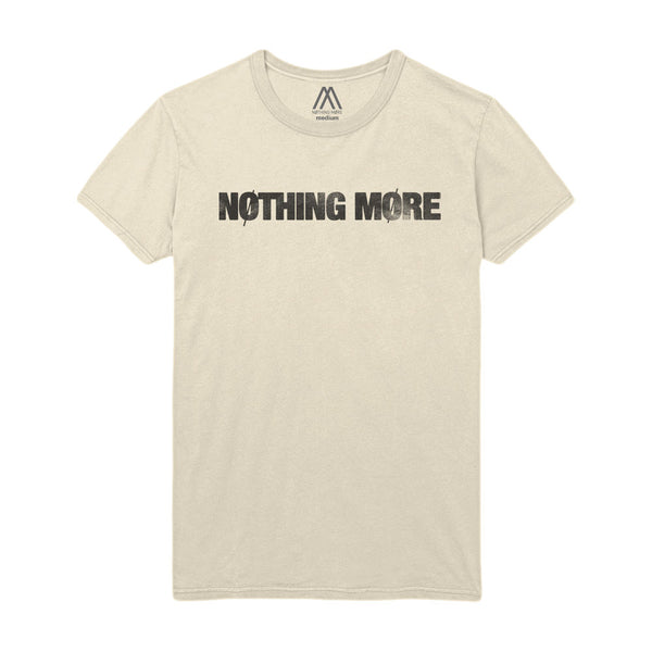 Nothing More - T-Shirt - Distressed Logo